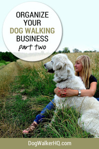 Get organized for your dog walking business now part 2 dog walker hq if you have never been in business for yourself before whatever you spend on your business leads doggy bags dog treats advertising business cards etc colourmoves
